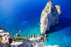 Zakynthos - Ahol a sziget vad birodalma kezdődik Olympus, Greece, Stones, Names, Outdoor, Greece Country, Outdoors, Rocks, Outdoor Games