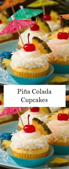Custard Desserts, Mini Desserts, Just Desserts, Delicious Desserts, Yummy Food, Cupcake Flavors, Cupcake Recipes, Cupcake Cakes, Dessert Recipes