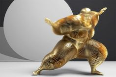 method design has animated the sponsors of the AICP award as marshmallow-like break dancing creatures and leafy gyrating figures.