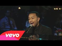 John Legend - You & I (Nobody In The World)( LIVE from Citi ThankYou) - YouTube