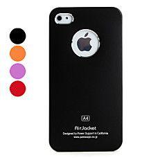 Carcasa de Aluminio para el iPhone 4 y 4S