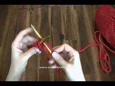 knit basic stitches