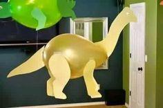 Dino palloncino