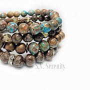 Handmade Gemstone Jewelry by SVSerenity Gemstone Jewelry, Unique Jewelry, Serenity, Beaded Bracelets, Gemstones, Trending Outfits, Handmade Gifts, Etsy, Vintage