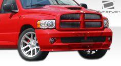 2002-2008 Dodge Ram 1500 2500 3500 Duraflex SRT Look Hood Dodge Truck Parts, Dodge Ram 1500 Hemi, The Body Shop, Carbon Fiber, Specs, Template, Base, Lights, Models