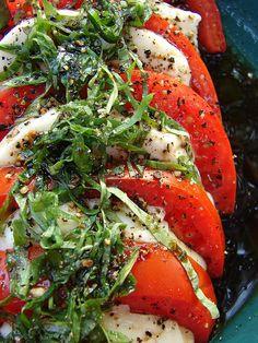 Caprese salad by IronStef, via Flickr