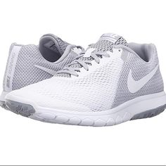 best loved 38011 a644a Nike Shoes   Nike Flex Experience Rn 5   Color  Gray White   Size