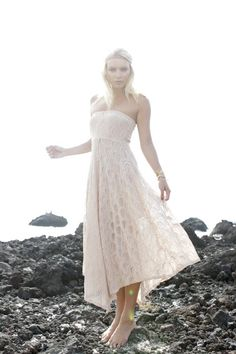 Victorian Tube Dress