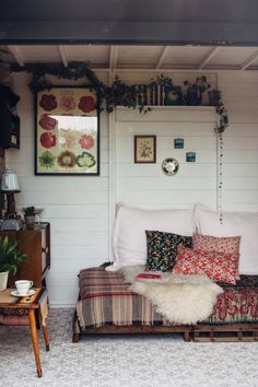 Jeska Hearne Tea Shed Interior