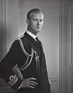 The Duke of Edinburgh, 1951~ Is it me or does Prince Harry look alittle like grandpa?