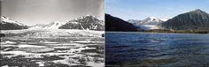 Glacier Retreat