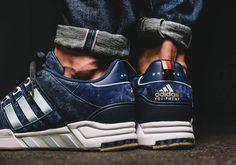 adidas Celebrates This Sunday's Berlin Marathon With The EQT Support 93 Berlin Marathon, Adidas Eqt Support 93, Adidas Originals, Adidas Sneakers, Kicks, Celebrities, Boots, Stuff To Buy, Sunday