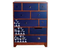 Painted Chest available at Browsers Furniture Co., Limerick, Ireland.