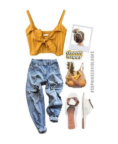 Hoy es día de salir a comprar alimentos y mi outfit es... #fearless #sophiascovidlooks My Style, Polyvore, Top, Outfits, Ideas, Fashion, Dry Cleaning, Bucaramanga, Going Out