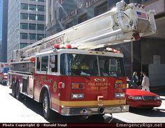 philly fire dept | ... Philadelphia Fire Department Emergency Apparatus Fire Truck Photo