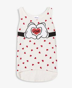 #Forever21                #love                     #Mickey� #Love #Tank      Mickey� Love Tank                                   http://www.seapai.com/product.aspx?PID=110005