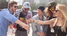 'Workaholics' Cast Talks Season 3 & Raps For Us at SXSW!