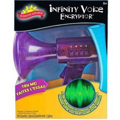 Scientific Explorer Infinity Voice Encryptor - Walmart.com