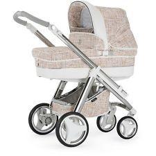 #Kinderwagen in Pink für Mädchen | Babyausstattung in Pink ...