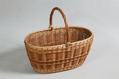 Плетение из лозы - История народных промыслов