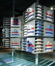 Visual Merchandising | Display: Retail Design | Shop Design | Fashion Store Interior Fashion Shops | Ben Sherman.