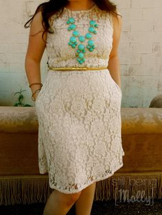 lace, bubble necklace, and whatnot