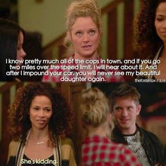 """#TheFosters 3x15 """"Minor Offenses"""""""