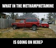 2 or more cars becom Truck Memes, Funny Car Memes, Car Humor, Funny Relatable Memes, Stupid Funny, Funny Cute, Hilarious, Funny Stuff, Funny Things