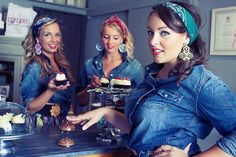 Pin Up Style with Linda's Dream