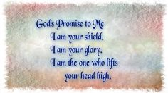 God's promises from scripture