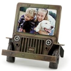 jeep picture frame
