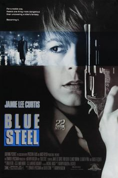 Blue Steel movie poster