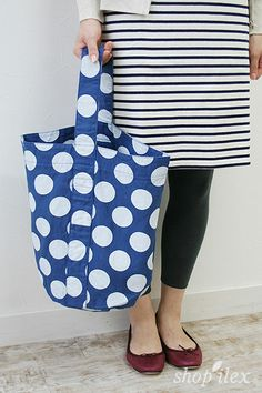 Love love dots + stripes-pinned by www.auntbucky.com #dots #stripes