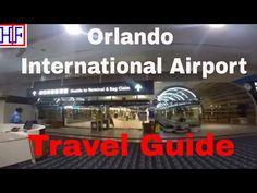 Orlando International Airport (MCO) – Arrivals and Ground Transportation Info Orlando Airport, Orlando Travel, Disney Magical Express, Ground Transportation, Baggage Claim, Travel Channel, International Airport, Car Rental, Taxi