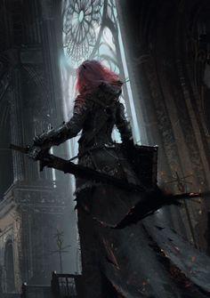 Ideas for dark fantasy art character inspiration eyes Dark Fantasy Art, Fantasy Artwork, Fantasy Girl, Dark Art, Final Fantasy, Fantasy Warrior, Fire Warrior, Medieval Combat, Character Inspiration