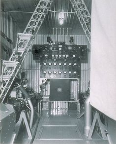 USS Macon Interior: Power.