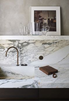 Kitchen integrated sink