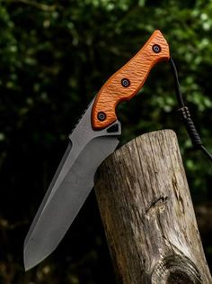 Awesome knife I want! BBBBad!