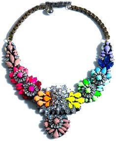 Apolonia Necklace - Lyst