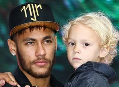 Neymar Son, Love You Babe, Great Father, World Cup 2014, Best Player, Football Players, Captain Hat, Respect, Jr