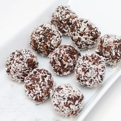 Svenske sjokoladeboller