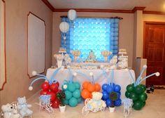 Birthday – Bear Themed Birthday Party