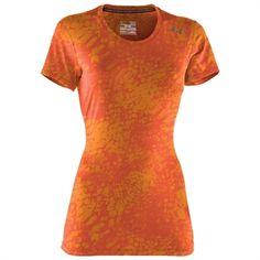 Under Armour® HeatGear® Printed Sonic Tee #VonMaur #UnderArmour #Athletic #Activewear