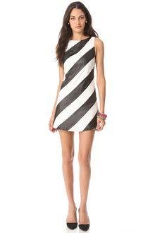 Alice + Olivia mod inspired A-line dress {As seen on AnnaSophia Robb} $997.00