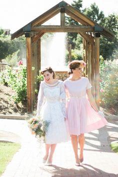Vintage Tea Party Bridal Shower | COUTUREcolorado WEDDING: colorado wedding blog + resource guide
