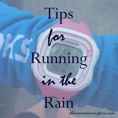 7 Tips for Running in the Rain