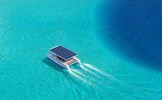 The SoelCat 12  #TrueEcotourism #SoelYachts #SoelCat12 #boats #gosolar