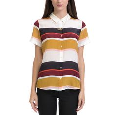 f3dcc5dde66e Γυναικείο πουκάμισο MAISON SCOTCH ριγέ - SCOTCH   SODA (1486411)
