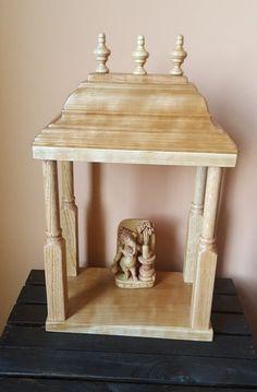 Small Hindu Temple : 8 Steps (with Pictures) - Instructables Temple Design For Home, Home Temple, Temple India, Hindu Temple, Hindu Mandir, Pooja Room Door Design, Ethnic Home Decor, Pooja Rooms, Hindu Art
