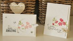 Stampin 'Up!  Painted Petals, SALE-A-Bration, Spring / Summer 2015 catalog